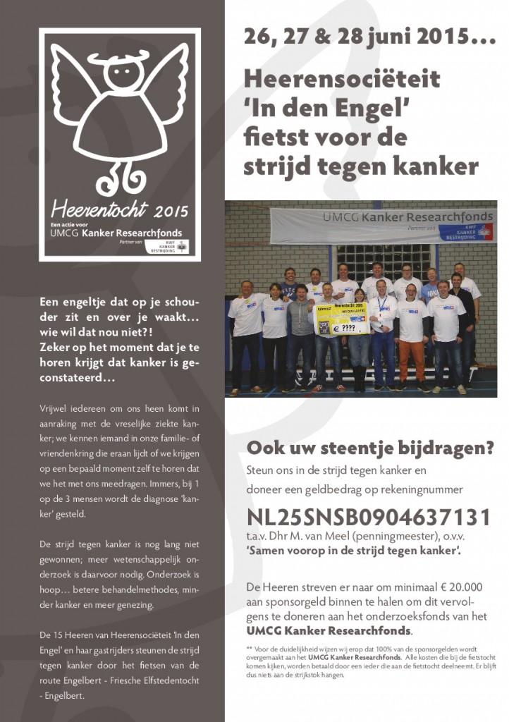 Flyer Heerentocht 2015